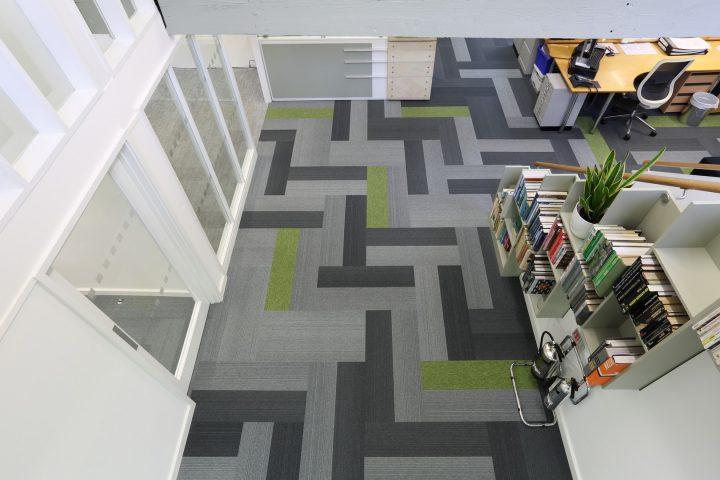 Ercom Burmatex podne obloge DKA Architects Bath - grade tivoli 13