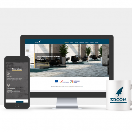 New website Ercom